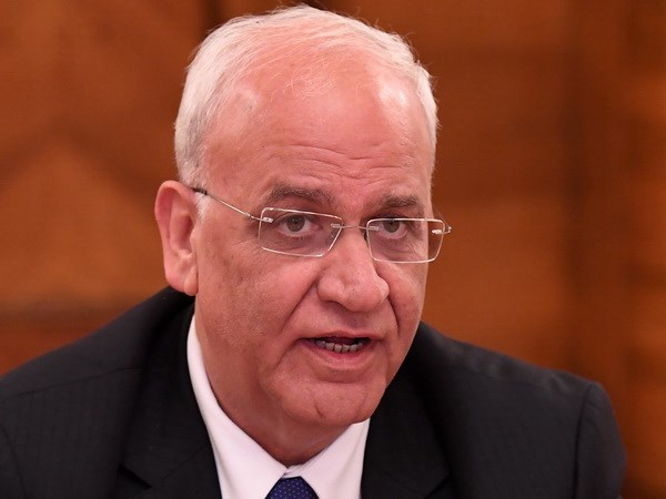 PLO: Xay dung nha nuoc Palestine doc lap la giai phap duy nhat hinh anh 1
