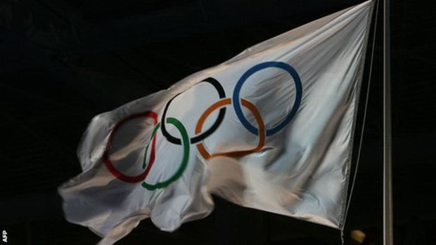 IOC de ngo viec cho phep 13 van dong vien Nga du Olympic o Han Quoc hinh anh 1