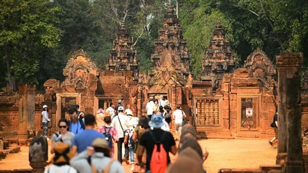 Doanh thu cua nganh du lich Campuchia dat 3,63 ty USD nam 2017 hinh anh 1