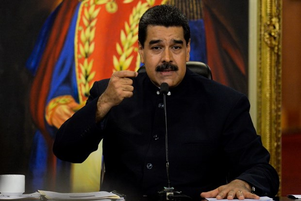 Tong thong Venezuela khang dinh se du Hoi nghi Thuong dinh chau My hinh anh 1