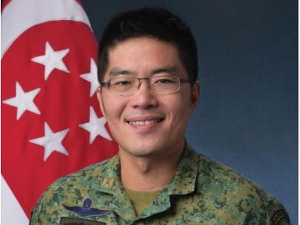 Thieu tuong Melvyn Ong lam Tu lenh cac luc luong vu trang Singapore hinh anh 1