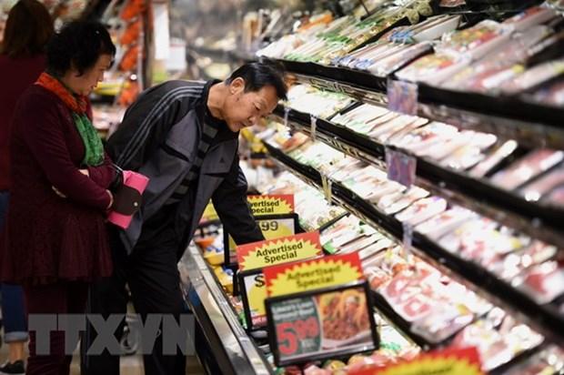 Tong thong My: Trung Quoc se go bo thue quan voi hang hoa My hinh anh 1