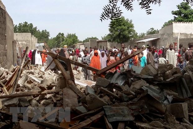 Nigeria: Boko Haram phat dong tan cong vao thi tran Maiduguri hinh anh 1