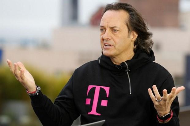 T-Mobile, Sprint hy vong thoa thuan sap nhap khong gap van de phap ly hinh anh 1