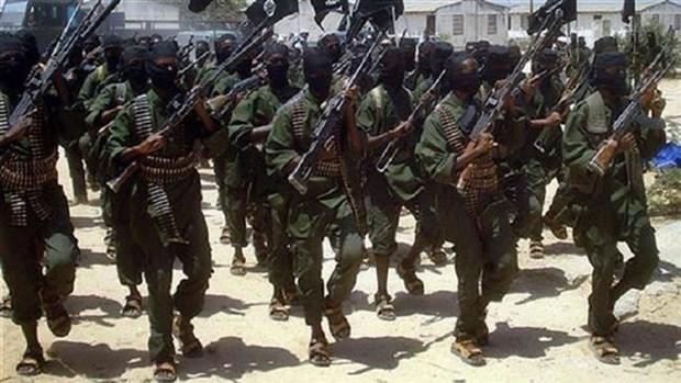 Canh bao ve viec al-Shabaab banh truong the luc o chau Phi hinh anh 1