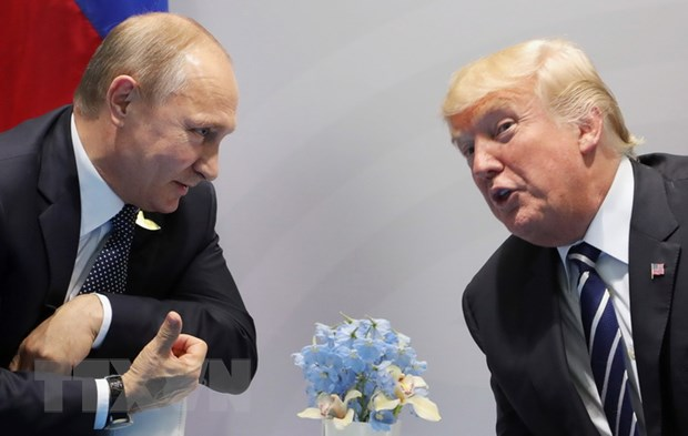 Dien Kremlin cho My phoi hop to chuc cuoc gap thuong dinh Nga-My hinh anh 1