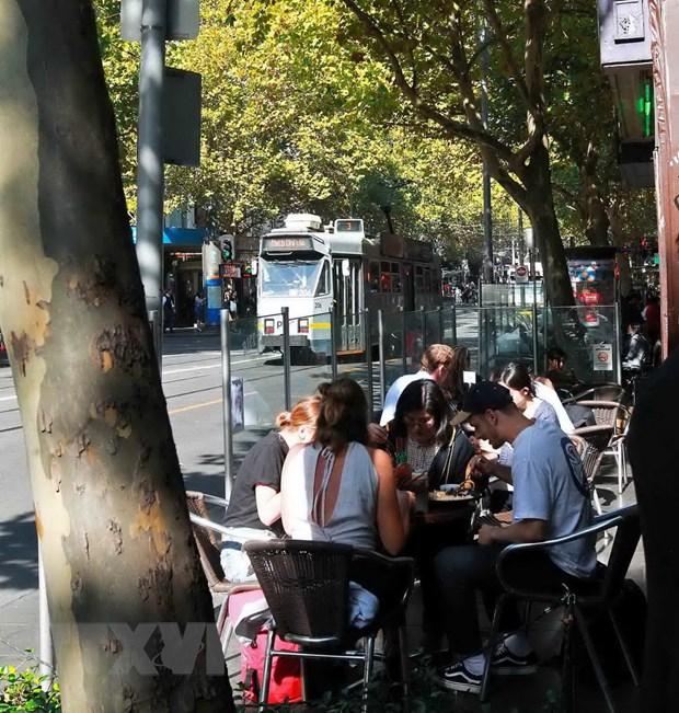 [Photo] Nao long truoc canh dep cuoi Thu tren dat Australia hinh anh 13