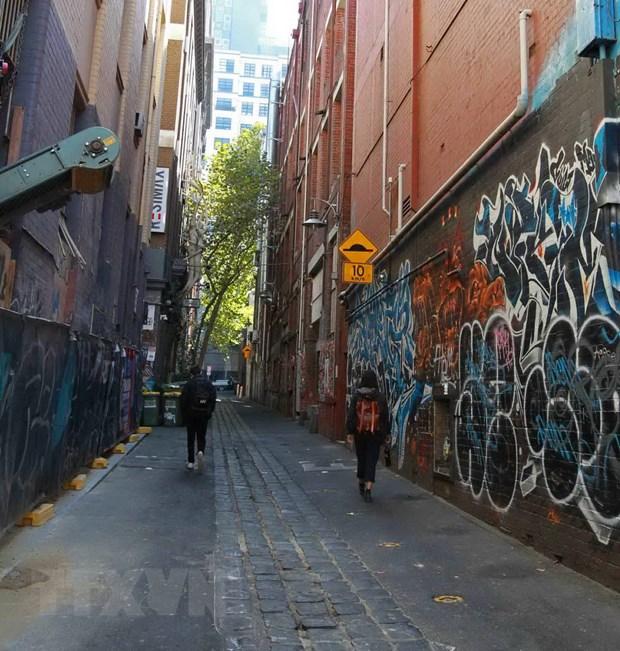 [Photo] Nao long truoc canh dep cuoi Thu tren dat Australia hinh anh 16