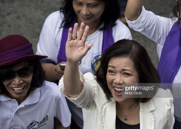 Toa an toi cao Philippines phe truat Chanh an Maria Lourdes Sereno hinh anh 1