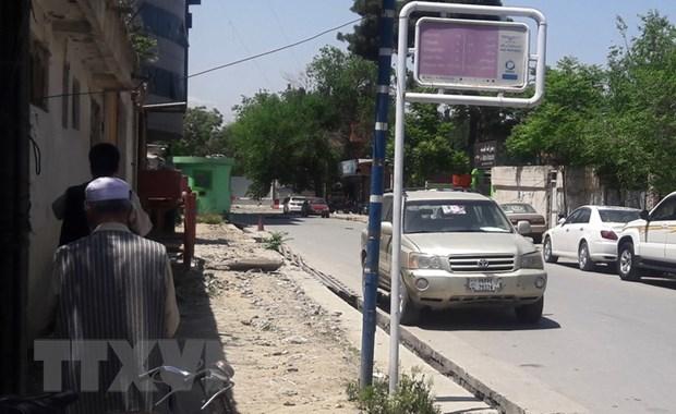 Afghanistan gia han dang ky cu tri tham gia bau cu quoc hoi hinh anh 1