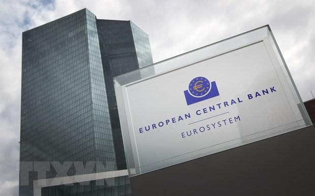 ECB hoi thuc cac lanh dao Lien minh chau Au dong long cai to Eurozone hinh anh 1