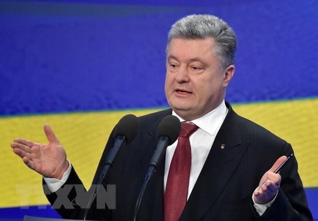 Ukraine chinh thuc rut dai dien khoi cac the che thuoc SNG hinh anh 1