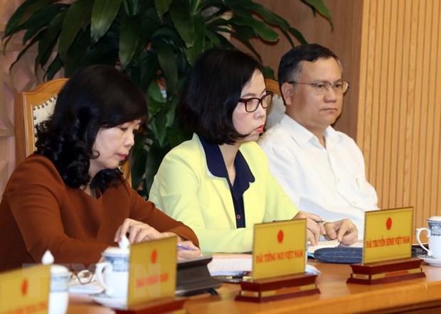 Thu tuong Nguyen Xuan Phuc: Co mot khong khi thi dua de tang truong hinh anh 2