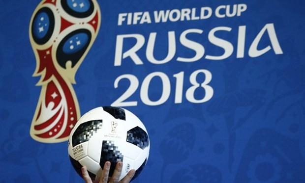 World Cup 2018: Khi bong da va nghe thuat giao hoa hinh anh 1