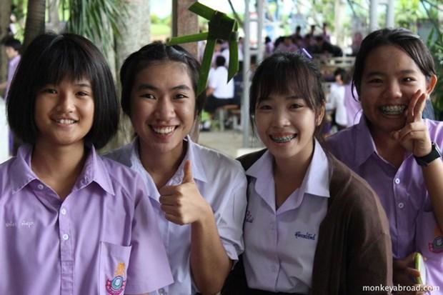Thai Lan dua giao duc gioi tinh vao thi quoc gia bac trung hoc hinh anh 1