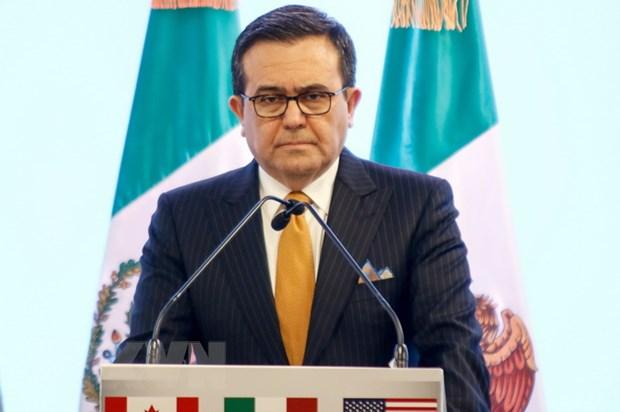 Mexico tang cuong nhap khau tu EU sau khi ap thue dap tra My hinh anh 1