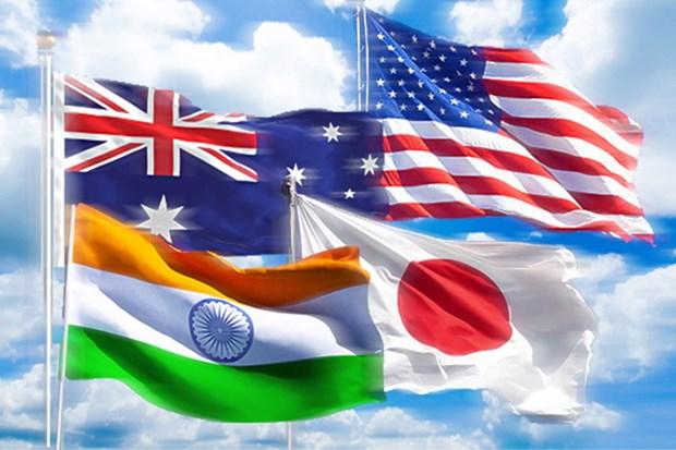 Nhom Bo tu Nhat Ban-My-An Do va Australia hop tai Singapore hinh anh 1