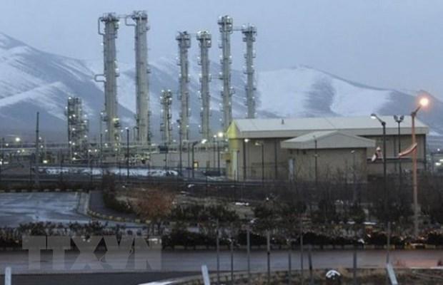 Iran canh bao noi lai hoat dong lam giau urani tai co so Fordow hinh anh 2