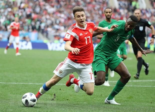 World Cup 2018: Aleksandr Golovin la niem hy vong cua nuoc Nga hinh anh 1