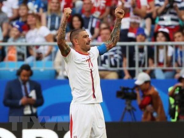 World Cup 2018: Aleksandar Kolarov 'ban nat' hy vong cua Costa Rica hinh anh 1