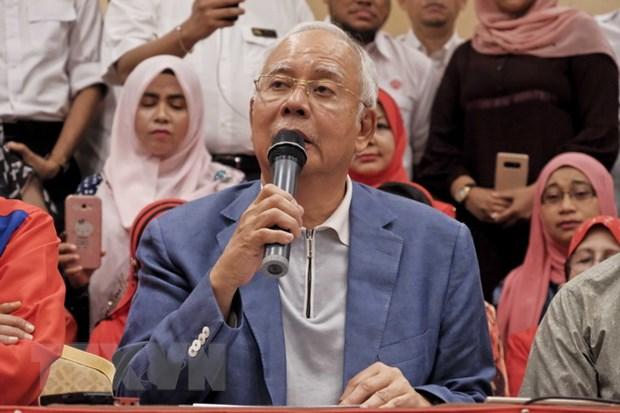 Da co du chung cu de buoc toi cuu Thu tuong Malaysia Najib Razak hinh anh 1