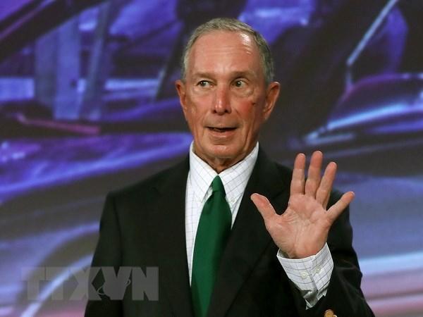Ty phu Bloomberg ung ho phe Dan chu tro lai kiem soat Ha vien My hinh anh 1
