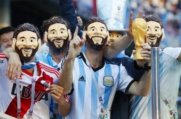 World Cup 2018: Messi gia ngap tran con Messi that mat hut hinh anh 2