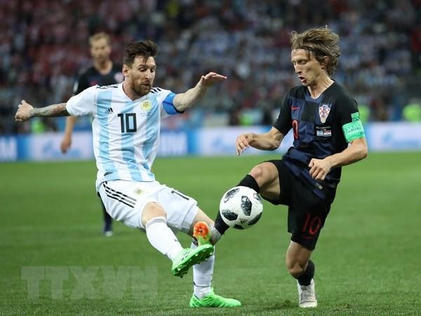 World Cup 2018: Messi gia ngap tran con Messi that mat hut hinh anh 1