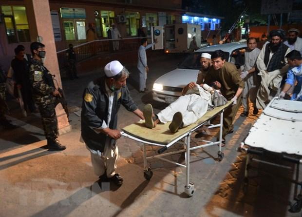Afghanistan: 9 canh sat thiet mang trong vu danh bom lieu chet hinh anh 1