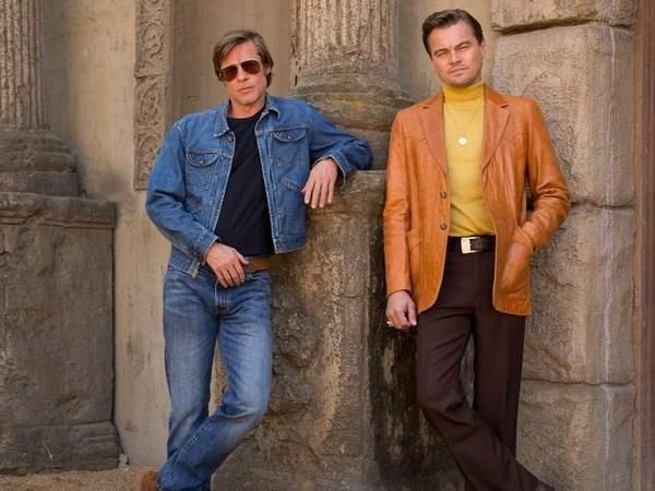 DiCaprio tai xuat an tuong ben Brad Pitt trong phim moi cua Tarantino hinh anh 1