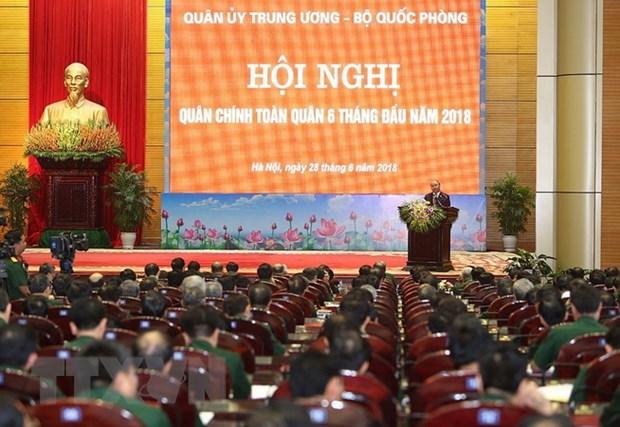 Thu tuong: Nang cao chat luong, suc manh chien dau cua Quan doi hinh anh 2