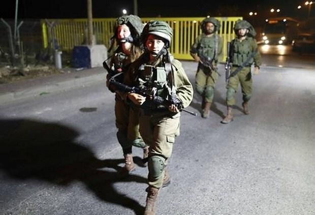Israel: Ba nguoi bi thuong nang trong vu tan cong bang dao hinh anh 1