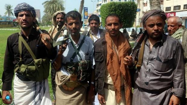 LHQ co them bang chung Iran cung cap vu khi cho luc luong Houthi hinh anh 1