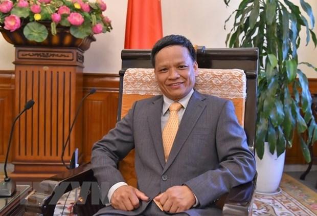 Dai su Nguyen Hong Thao duoc bau lam Pho Chu tich thu hai cua ILC hinh anh 2