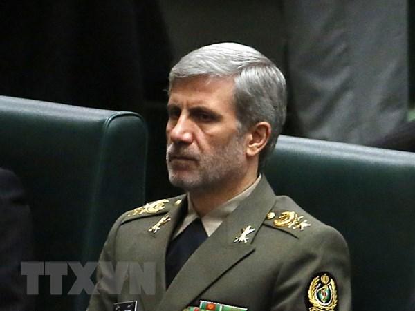 Iran hy vong dong gop vai tro huu ich vao cong cuoc tai thiet Syria hinh anh 1