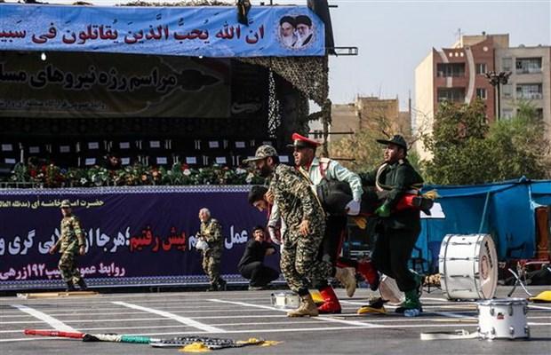Lanh tu Khamenei cao buoc dong minh cua My dung sau vu tan cong Ahvaz hinh anh 1