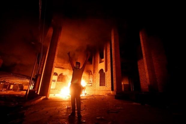 Iraq: Bo Ngoai giao My quyet dinh dong cua Lanh su quan tai Basra hinh anh 1