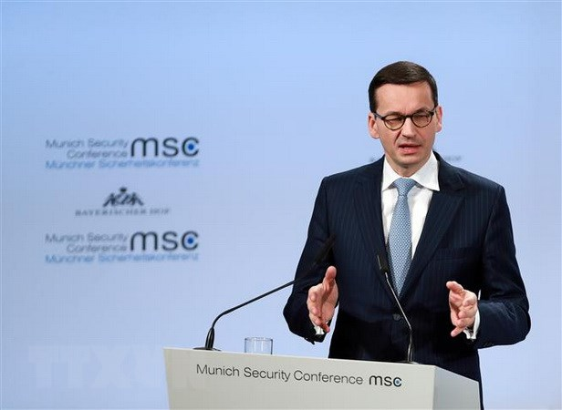 Ba Lan va Sec phan doi ke hoach bao ve bien gioi cua EU hinh anh 1