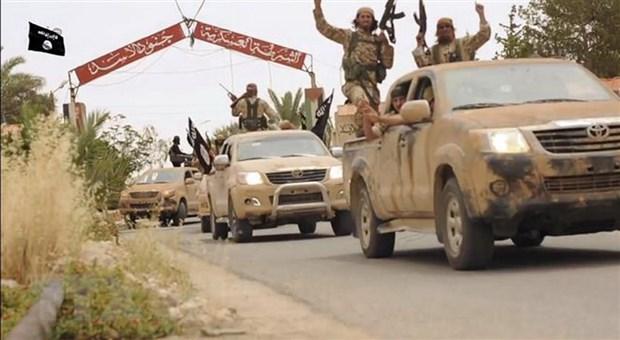 SOHR: Nha nuoc Hoi giao (IS) tu xung chiu ton that nang ne tai Syria hinh anh 1