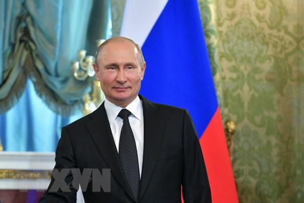 Tong thong Putin: Nga va ASEAN co the to chuc dien tap chung hinh anh 1