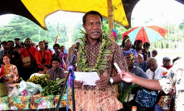 Papua New Guinea: Quan chuc tinh can tro Australia xay can cu quan su hinh anh 1