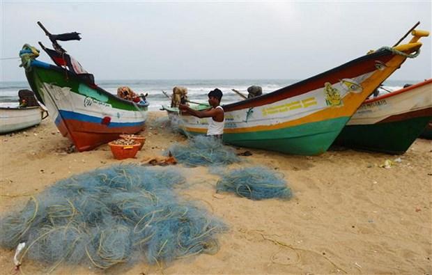 An Do: Hon 80.000 cu dan o Tamil Nadu phai di so tan do bao Gaja hinh anh 1