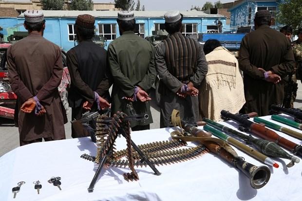 Afghanistan: Them mot chi huy chu chot cua Taliban bi tieu diet hinh anh 1