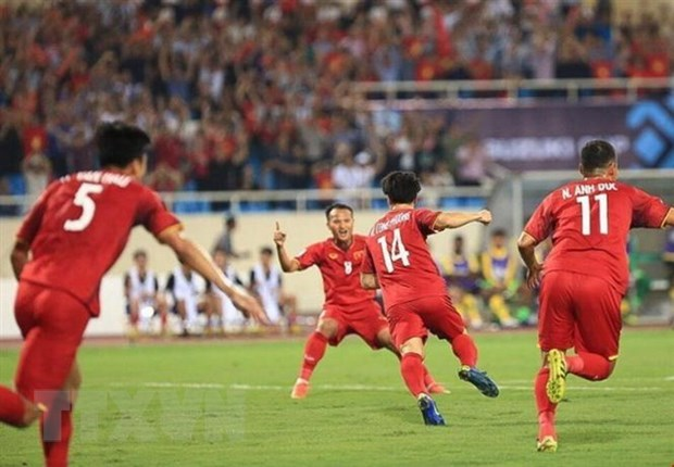 AFF Suzuki Cup 2018: Mua cuc lon, tuyen Viet Nam phai lui gio tap hinh anh 1