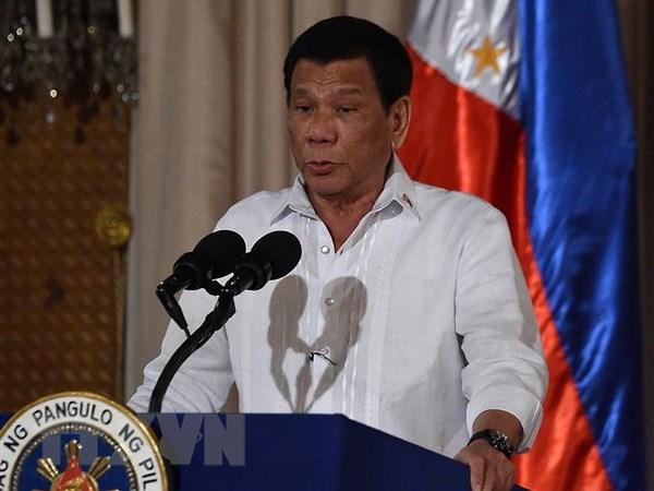 Tong thong Philippines khong duoc loi khi 'xa My gan Trung Quoc' hinh anh 1