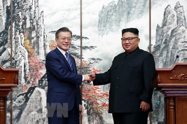 Han Quoc muon chuyen tham cua ong Kim Jong-un dien ra trong nam nay hinh anh 1