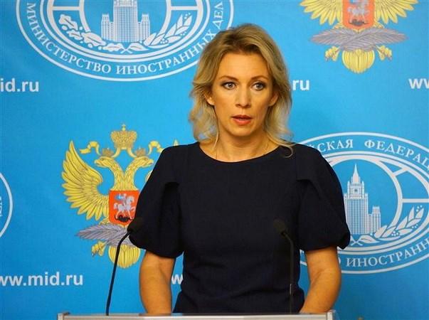 Nga: My tiep tuc phu nhan su dung photpho trang o Syria hinh anh 1