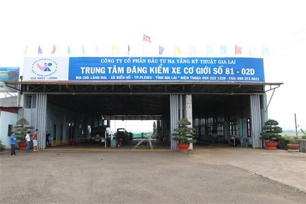 Chu tich Gia Lai: Xu ly nghiem phuong tien giao thong het han su dung hinh anh 1
