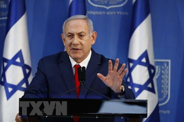 Thu tuong Israel Benjamin Netanyahu bac cao buoc nhan hoi lo hinh anh 1