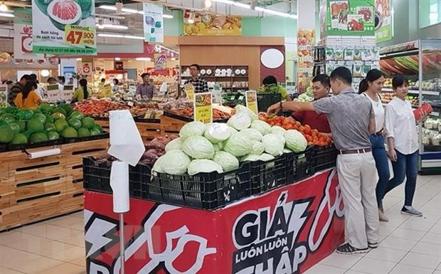 TP. Ho Chi Minh day manh lien ket binh on thi truong hang hoa hinh anh 1